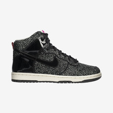 Nike Dunk High Skinny Print