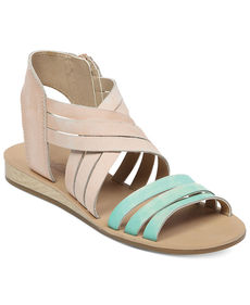 Lucky Brand Women's Jessicah Demi Wedge Sandals
