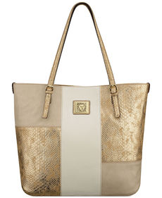 Anne Klein Perfect Tote Large Colorblock Tote