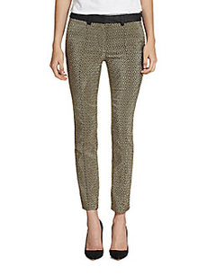 Genetic Denim Nadya Printed Skinny Pants