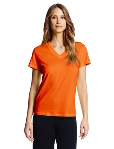 Hue Sleepwear Women's Short Sleeve V-Neck Pajama Top