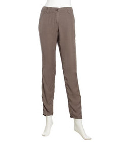 Isda & Co Soft Twill Pants, Sparrow