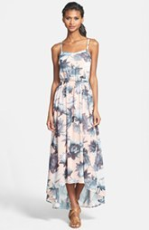 French Connection 'Lily Collage' Floral Print Maxi Dress