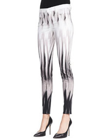 Super Skinny Pants, Shift Print   Super Skinny Pants, Shift Print