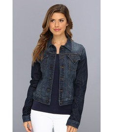 Hudson Signature Jean Jacket in Glam