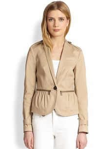 Burberry Brit Bethersden Jacket