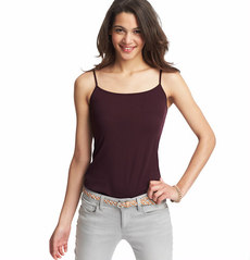 Stretch Cotton Clean Cami