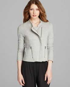 Eileen Fisher Soft Bomber Jacket - Bloomingdale's Exclusive