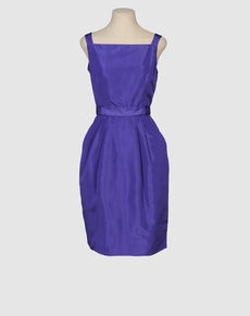 ISAAC MIZRAHI - 3/4 length dress