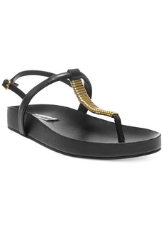 Steve Madden Women's Dorthee Flat Thong Sandals
