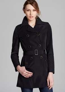 Calvin Klein Trench - Quilted