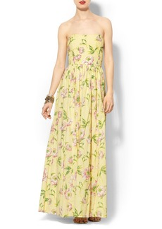 French Connection Spring Bloom Voile Dress