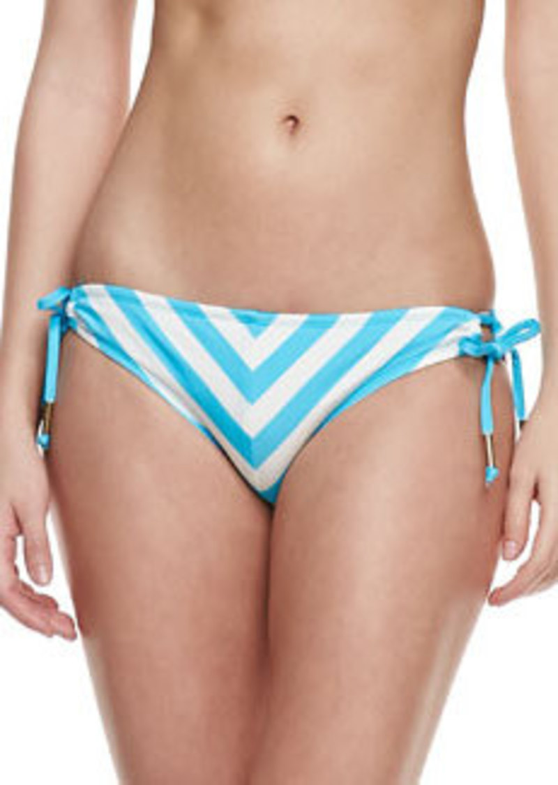 Ella Moss Swim Cabana-Stripe Swim Bottom