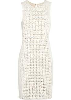 Diane von Furstenberg Thalia crocheted dress