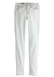 Stretch toothpick jean in arcade wash