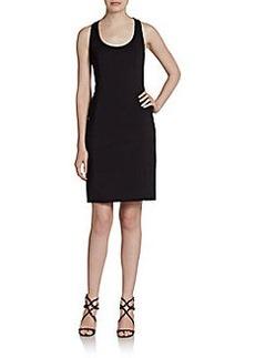 Akris Punto Circle-Back Dress