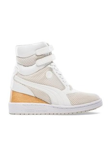 Puma by Mihara MY-77 D2 Sneakers in White