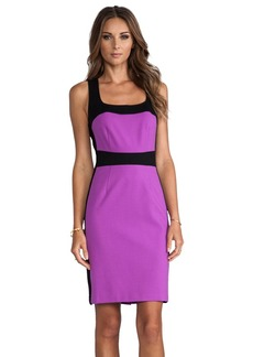 Nanette Lepore Hot Pursuit Dress in Purple