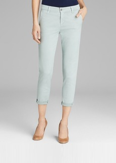AG Adriano Goldschmied Pants - Tristan in Sulfur Light Fatigue