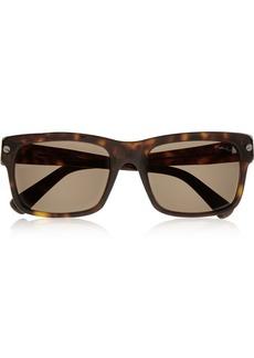 Lanvin D-frame tortoiseshell sunglasses