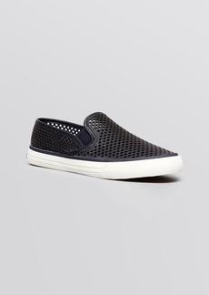 Tory Burch Flat Slip On Sneakers - Miles