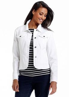 Charter Club Petite Denim Jacket