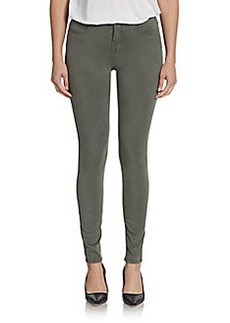 J Brand Maria Colored High-Rise Skinny Jeans