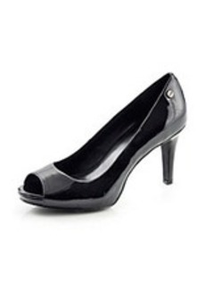 "Calvin Klein ""Kady"" Peep-toe Dress Pump"