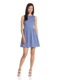 Cynthia Steffe Women's Ella Flare Dress