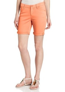 Isaac Mizrahi Jeans Women's 9 Inch Short