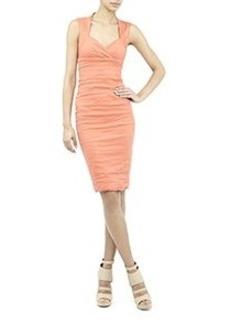 Sofia Cotton Metal Dress