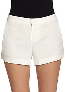 Joie Gleda Stretch Linen Shorts