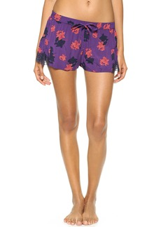 Juicy Couture Moroccan Rose Shorts
