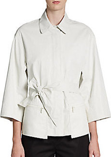 Lafayette 148 New York Belted Jacket