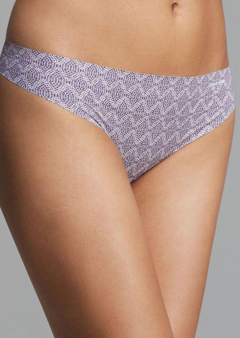 Calvin Klein Underwear Thong - Invisibles #D3428