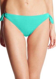 Juicy Couture Women's Bow Chic Flirt Side Tie Bikini Bottom
