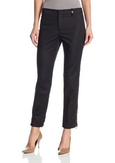 Calvin Klein Women's Skinny Pant with Zipper