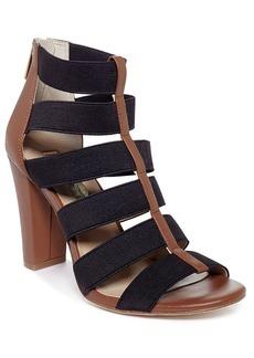 INC International Concepts Women's Crisse Elastic Strap Sandals