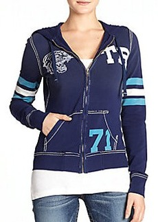 True Religion Graphic Big T Hoodie