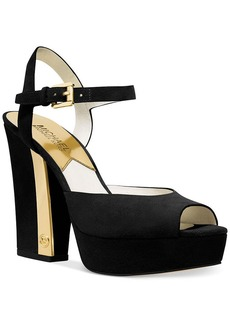MICHAEL Michael Kors London Platform Sandals