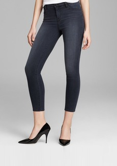 J Brand Jeans - Stocking Alana High Rise Crop in Mystery