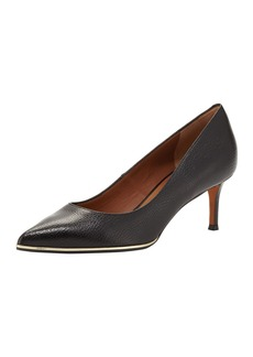 Givenchy Metal-Midsole Pointy Pump