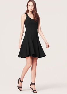 Tall Seamed Skirt Dress