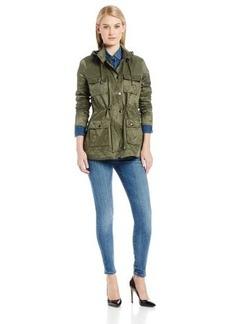 Joie Women's Vera Jane Nylon Anorak Jacket