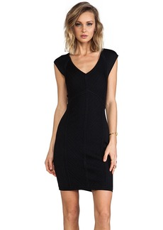 Diane von Furstenberg Cressida Dress in Black