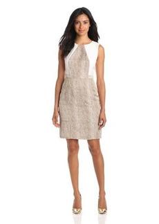 Calvin Klein Women's Seamed Shift Dress