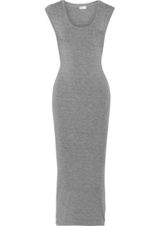 AG Jeans Slub jersey maxi dress