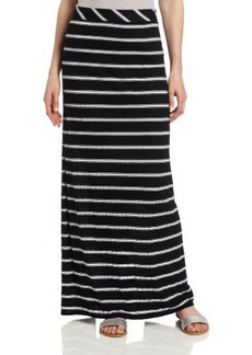 Michael Stars Women's Stripe Maxi Skirt