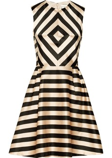 Jill Stuart Linda printed satin dress