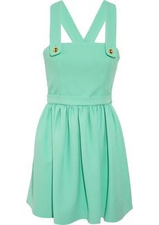 Miu Miu Cady pinafore dress
